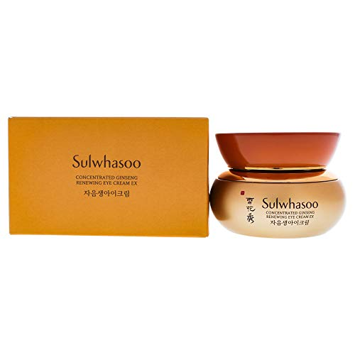 Sulwhasoo Concentrated Ginseng Renewing Eye Cream Ex By Sulwhasoo for Women - 0.67 Oz Cream, 0.67 Oz