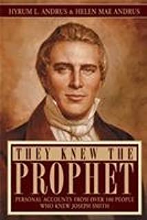 From the Life of Joseph Smith