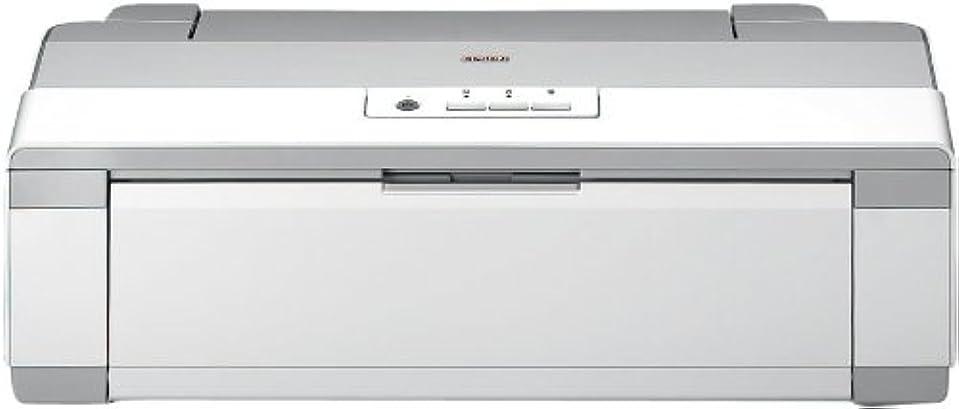 不毛責郵便番号エプソン プリンター A3ノビ インクジェット PX-1004 (CD/DVDラベル印刷/ブラックインク2本搭載)
