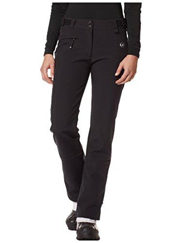 Ultrasport Damen Advanced Tilda Softshell-/skihose, Schwarz, 2XL