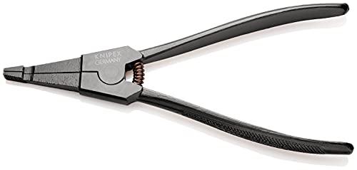 KNIPEX Alicate para arandelas especiales para arandelas de retención en ejes (170 mm) 45 10 170