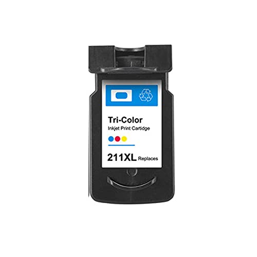 HYYH Logic-Seek - Cartucho de tóner compatible con Canon 210XL 211 (sustituye a PIXA IP2700 2702 MP230 240 250 270 280 480 490 495 499)