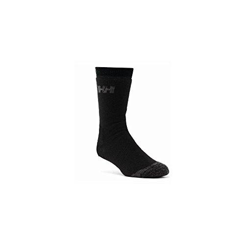 Helly Hansen Workwear warme Socken Wool Terry 75717 hochwertige Wintersocken, Größe 37-39, 34-075717-990-37-39