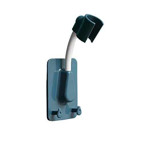 JJZXD 360 ° Ajustable Baño Ducha dirigen la Pared Portador montado en la Mano Titular de la Ducha Soportes de Ducha Baño de Accesorios (Color : A)