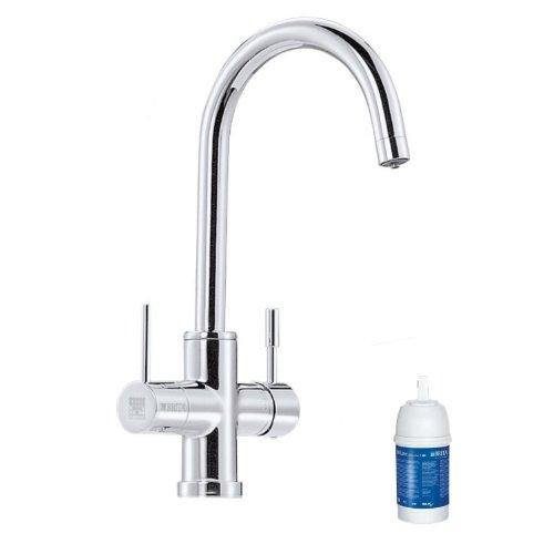 BRITA Armatur mit integriertem Wasserfilter, WD3030
