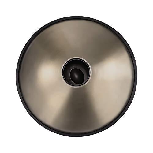 Kacsoo Tambor Handpan, 45,7 cm, 6 tonos, fácil de llevar, 6 notas (G3, C4, D4, E4, F4, G4)