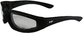 MF Payback Sunglasses (Black Frame/Clear Lens)