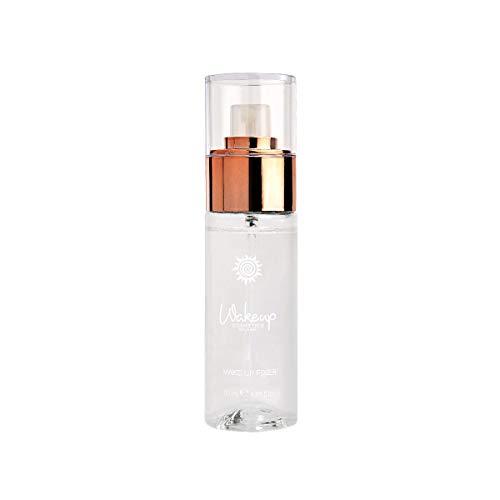 Wakeup Cosmetics Milano Fissatore Trucco spray, trasparente