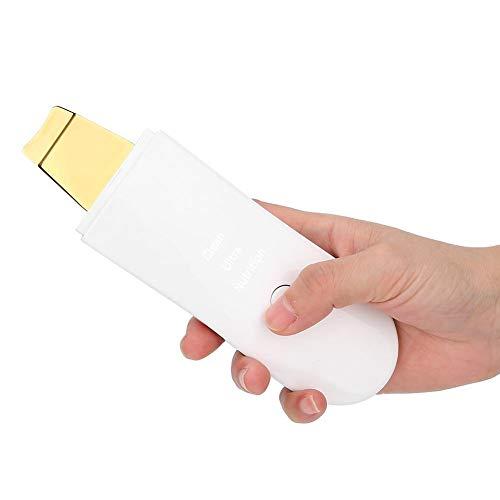 Épurateur de peau pour rendre la peau douce et délicate Outil de nettoyage des pores du visage pour éliminer efficacement les points noirs, outil de levage du visage avec chargement étanche et sans