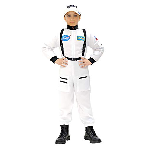 WIDMANN Widman - Disfraz de astronauta para niño, talla 11-13 años (W1100-L)