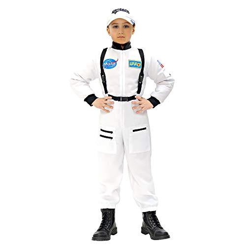 Widmann 11006 - Kinderkostüm Astronaut, Overall, 128