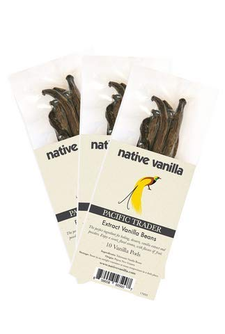 Selling rankings Native Vanilla Grade B Tahitian Pr 4 years warranty 30 Total Beans –