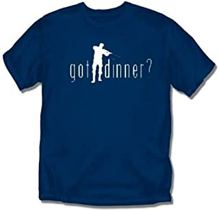 Got Dinner - Hunting T-Shirt (Various Colors) Size M