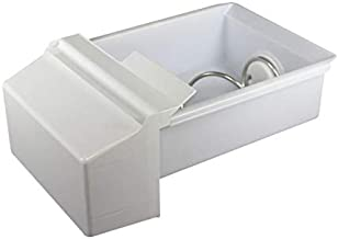 W10312300 Ice Bucket Assembly for Whirlpool Kenmore Refrigerator