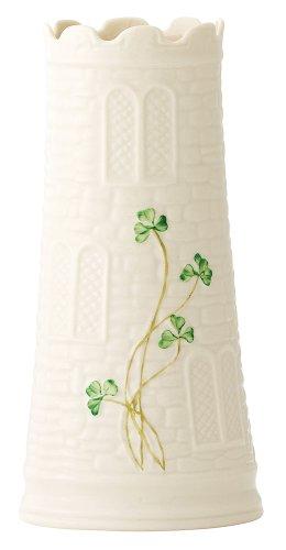 Belleek 2223 Castle Vase