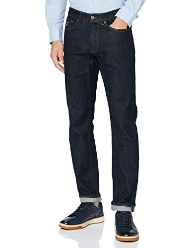 GANT Herren Regular Jeans Freizeithose, Dark Blue, 29/32