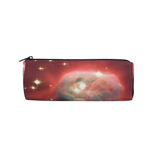 Ahomy Federmäppchen Einhorn Sternbild Sky Star Stifteetui Federtasche Tasche für Schule Büro Kosmetik Make-up Tasche für Frauen