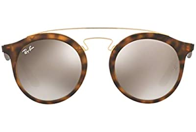 Ray-Ban RB4256 GATSBY Mirror Round Sunglasses