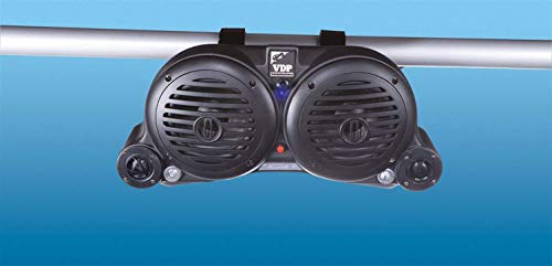 VDP 4035-ABT Amplified Four-Speaker Sound Wedge
