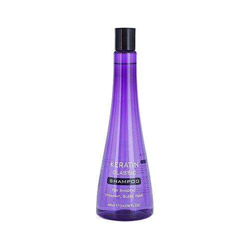 Keratin Classic Shampoo, 400 ml