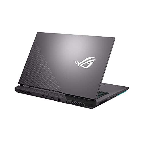 Asus Strix G17 G713QM-HG164TS R9-5900HX/ RTX3060-6GB/ 8G+8G/1T SSD/17.3 FHD-300hz/Backlit KB-PerkeyRGB/WIFI6/90Wh/OfficeHu.2019/McAfee(1 Year)/Xbox Game Pass(30 Days)/ RogEyeClipwebcam/WIN10/BLACK