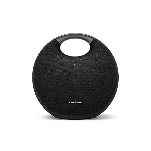 Harman Kardon Onyx Studio 6 - Bluetooth Speaker with Handle - Black (HKOS6BLKAM)