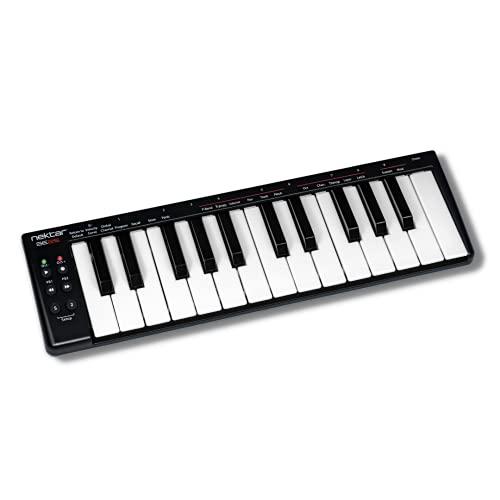 Nektar Controlador de teclado MIDI USB SE25