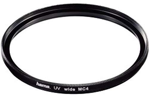 Hama 95158Ultraviolet (UV) Camera Filter 58mm Filter für Kameras–Filter für Kameras (5,8cm, Ultraviolet (UV) Camera Filter, 1Stück (S))
