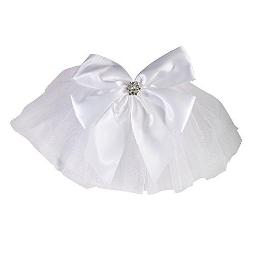 Lillian Rose Bachelorette Party Bride Bikini Veil, White