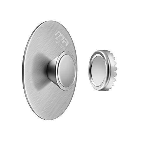 Cabilock Seifenhalter Magnet soap Schoner Selbstklebende Wand Seifenschale Seifenhalter zur Seife Waschbeckenhalterung