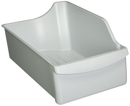 Genuine Frigidaire Refrigerator Ice Maker Cube Bucket Storage Bin 240385201
