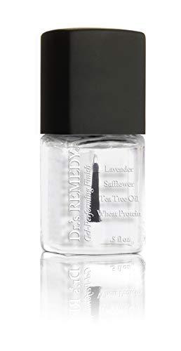 Dr.'s Remedy Organic CALMING Clear Nail Polish Long Lasting Antifungal Treatment for...