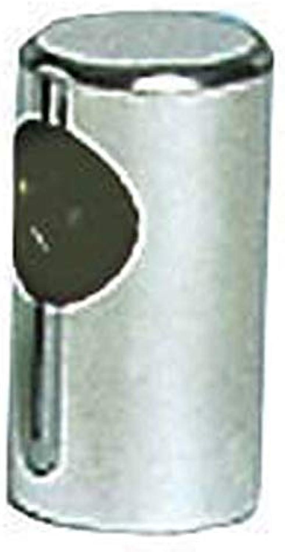 Unbekannt Handlaufendstück Messing, verchromt 30 mm B07MFLWGSG  Leicht zu reinigende Oberfläche