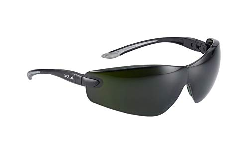 Bollé cobwpcc5talla única sombra 5'Cobra' soldadura gafas de seguridad–negro