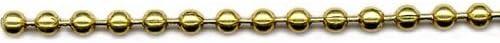 National Ranking TOP19 Artcraft #6 Ball Chain is 50 Brass Ultra-Cheap Deals Ft. Steel Plated