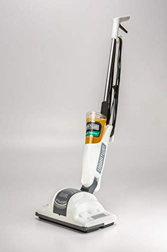 VIBRATWIN Lavadora Abrillantadora de Suelos Eléctrica Profesional de Doble Acción