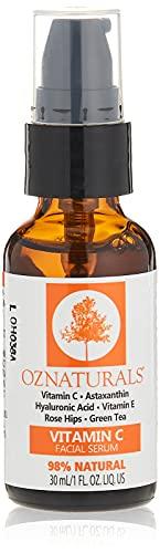 OZ Naturals Serum With Hyaluronic Acid & Vitamin C