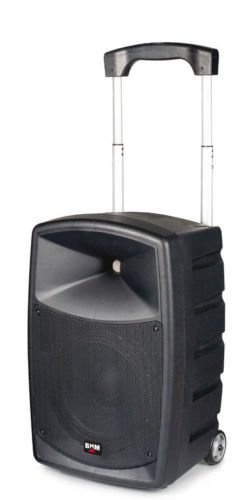 Altavoz Sono portátil Mobile amplifiee 240W batería 2micros USB/MP3/Bluetooth