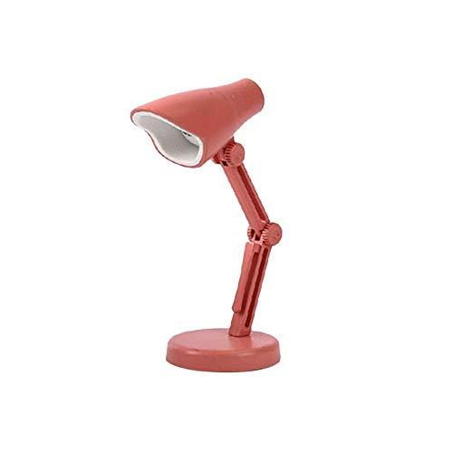 VVU Mini lámpara de Escritorio LED pequeña, portátil, Plegable, luz de Noche, luz de Mesa, Color Aleatorio