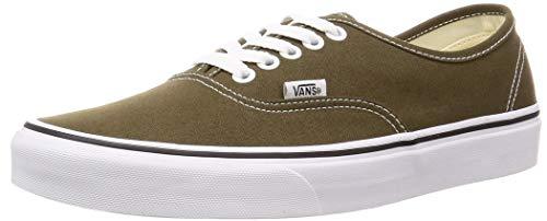 Vans Authentic Beech/True White Men's Classic Skate Shoes Size 8