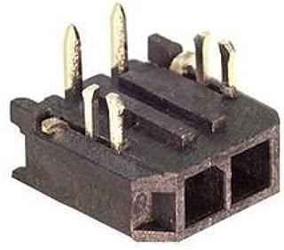 MOLEX 43650-0203 PLUG & SOCKET CONNECTOR, HEADER, 2POS, 3MM