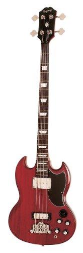 Epiphone EB-3 Bass (Set, SG, 2-PU), Cherry