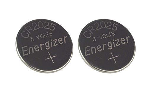 Energizer 638708 - Pila CR2025, blíster 2 unidades