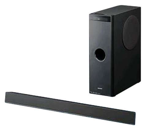 Sony HTCT100 Sound Bar with Subwoofer - Black (Discontinued by Manufacturer)