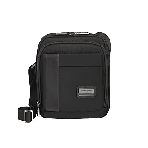 Samsonite Borsello Doppia Cerniera Medio Porta Tablet 9.7 Openroad 2.0 Black