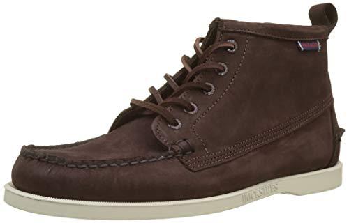 Sebago Herren Dockside Beacon NBK Chukka Boots, Braun (Dk Brown 901), 42 EU