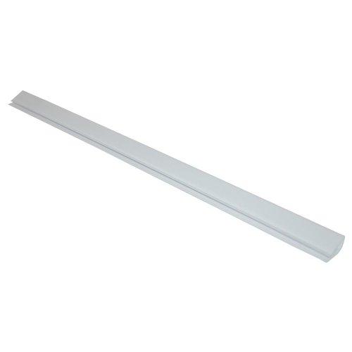 Estante en color blanco adornos para IKEA Frigorífico Congelador equivalente a 481246089079
