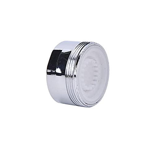 MYCZLQL 1 UNIDS Agua Bubbler SHIVEL HABITACIÓN Gracia Gracia Conector Aeroador, Adaptador De Malla De Filtro De Boquilla Difusor 20/22 / 24mm (Size : 24mm)