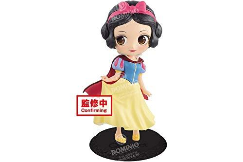 Banpresto-BP19881 Princesas Blancanieves Q Posket, Figura Disney, Sweet Princess, Snow White (Ver. A), Multicolor (Bandai BP19881)