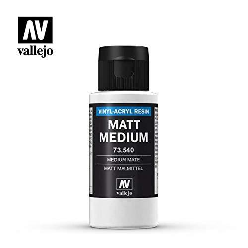 Vallejo (Modell Farbe 60ml Medium Matt Flasche
